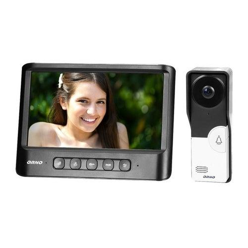 Zestaw wideodomofonowy Imago 7 czarny OR-VID-MC-1059/B