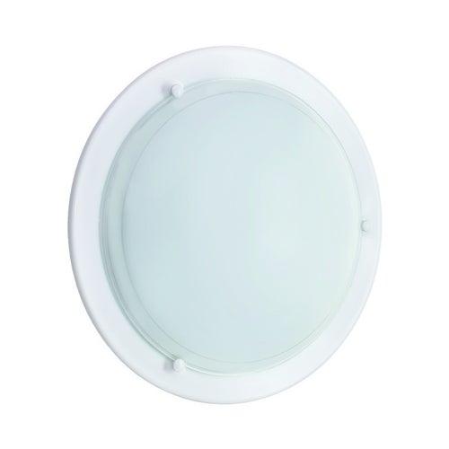 Plafoniera Klasyczna 1x60W E27 biała