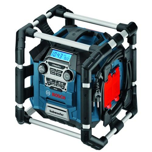 Radio budowlane 14,4/18V GML 20 Bosch / bez aku
