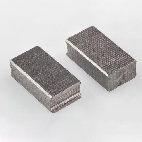 Szczotki węglowe 8x5x15 mm, końcówka X0