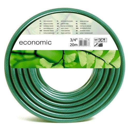 Wąż ogrodowy Economic 3/4 cala, 20 m