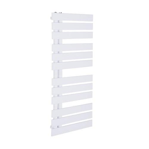 Grzejnik łazienkowy Nameless 120x40 cm, biały