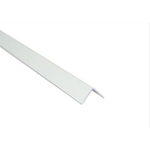 Kątownik PVC 20x20x2750 mm Biały
