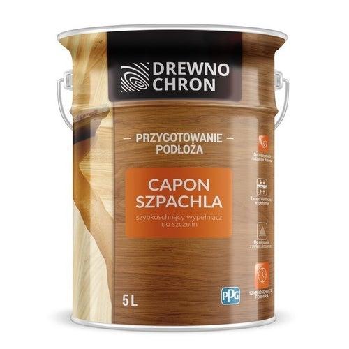 Szpachla Drewnochron Capon 5l