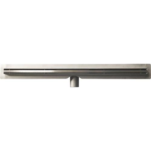 Odpływ liniowy Slim Extra 1000 mm czarny