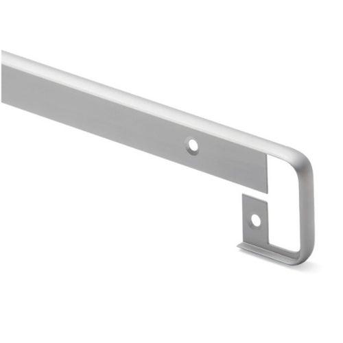 Listwa szczelinowa aluminiowa R6U 38 mm