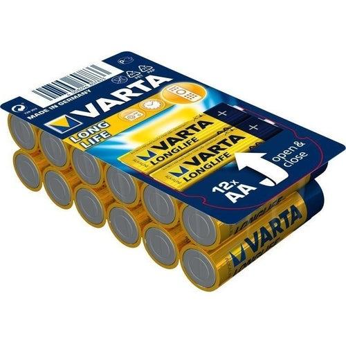 Bateria VARTA Longlife LR6(AA)1,5V 12szt
