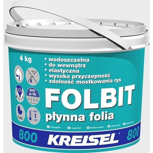 Folia w płynie Folbit 800 4 kg