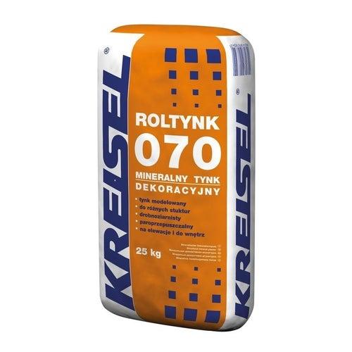 Mineralny tynk dekoracyjny Roltynk Kreisel 25 kg
