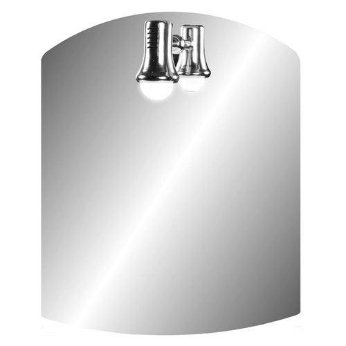 Lustro z oświetleniem Dubiel Vitrum Ola 40x50 cm