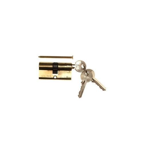 Wkładka drzwiowa bębenkowa Yeti 30x30 mm