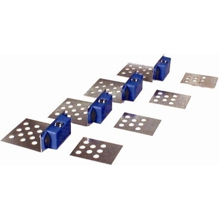 Uchwyty magnetyczne do płytek metalowe
