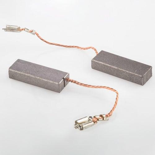 Szczotki węglowe 11x6x30 mm, końcówka X6