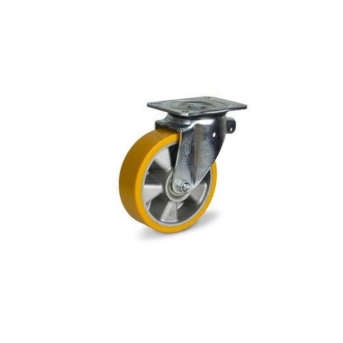 Zestaw jezdny skrętny 160 mm/500 kg
