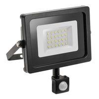 Naświetlacz LED 20W 1600lm 6400K IP65z czujnikiem ruchu