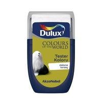 Farba Dulux Kolory Świata zielone tarasy 0,03l