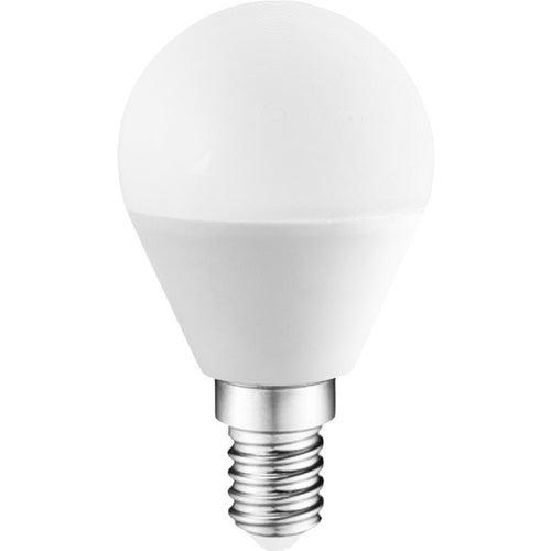 Żarówka LED 5W E14 396lm kulka ciepło biała