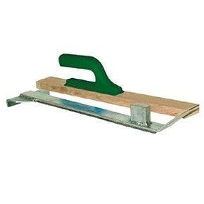 Zestaw do montażu deski barlineckiej (stalowy dobijak + drewniany klocek)