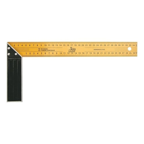 Kątownik ze skalą dwustronną 300 mm