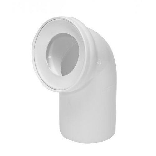 Kolano WC 75 mm