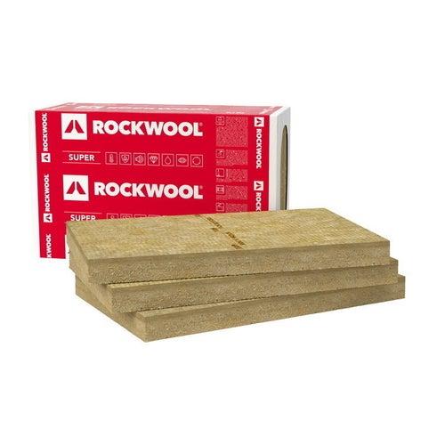 Wełna mineralna Rockwool Frontrock Super 10 cm skalna 0,036 W/(mK) 1,8 m2