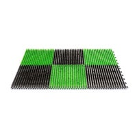 Wycieraczka igiełkowa trawa składana 36x54cm