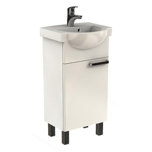 Zestaw szafka z umywalką Koło Freja 45 cm L79003000
