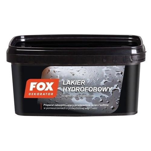 Lakier Hydrofobowy Fox Dekorator 1l