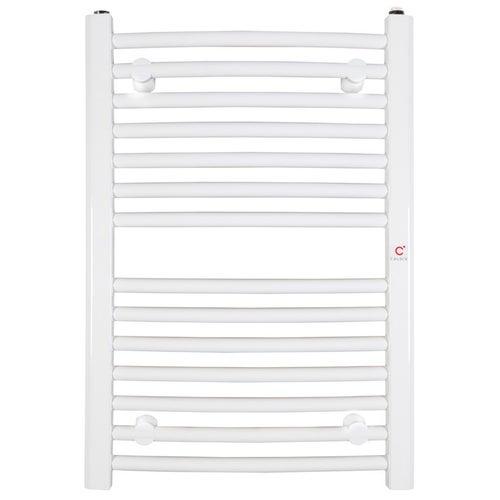 Grzejnik łazienkowy Berto 70x50 cm, biały