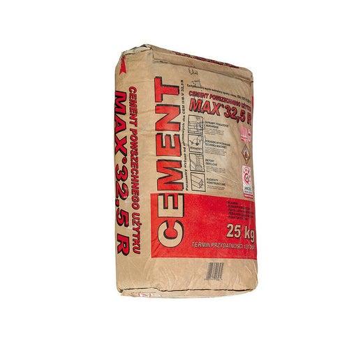 Cement portlandzki Włodar Max CEM IV/B(V) 32,5R 25 kg