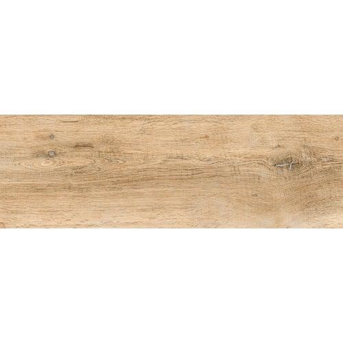 Gres szkliwiony Legnum jasnobrązowy 20x60x0.85 cm 1.44m2