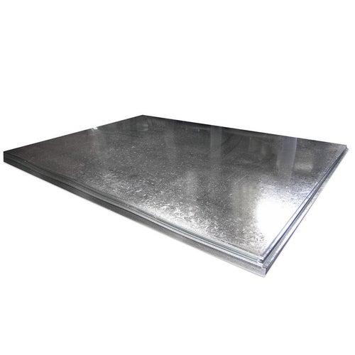 Budmat blacha płaska ocynkowana 1x2 m grubość 0.5 mm
