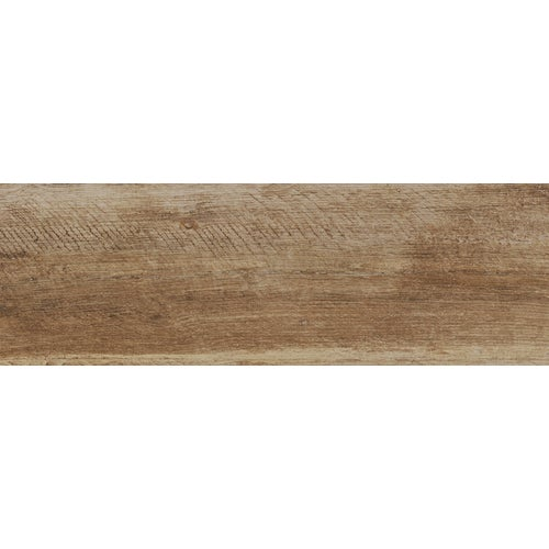 Gres szkliwiony Legnum ciemnobeżowy 20x60x0.85 cm 1.44m2