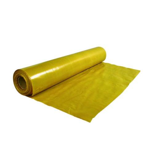 Folia ochronna Typ 200 100 m2 żółta 2x50 m
