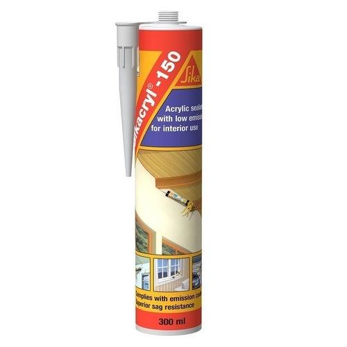 Uszczelniacz akrylowy Sikacryl-150 300 ml