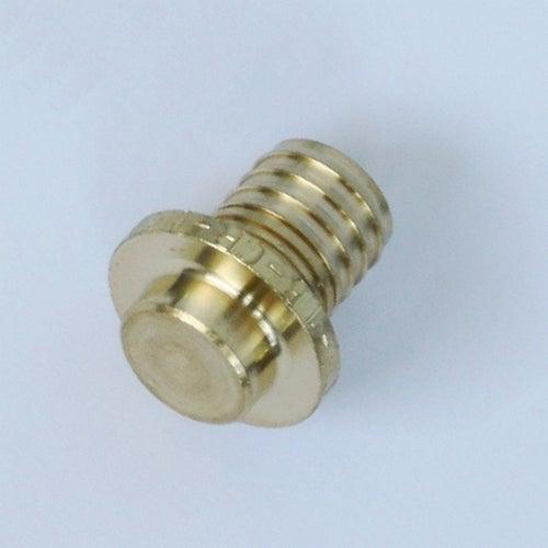 Zaślepka mosiężna Teceflex 20 mm