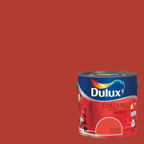 Farba Dulux Kolory Świata szkarłatna róża 5l