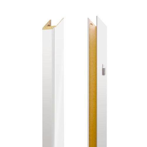 Baza lewa ościeżnicy regulowanej 420-460 cm biały