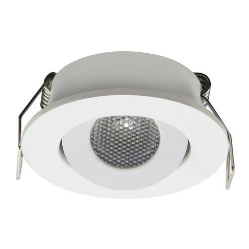 Oczko sufitowe Mati LED C 1,5W 90lm 4000K białe