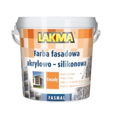 Farba Lakma Fasmal baza D2 10l