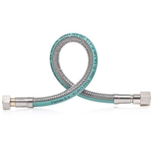 Elastyczny przewód gaz FPGS-08B prosty L=0.75 m
