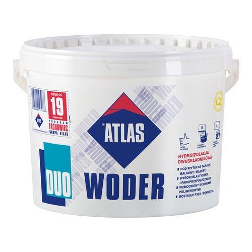 Hydroizolacja Atlas Woder Duo  16 kg