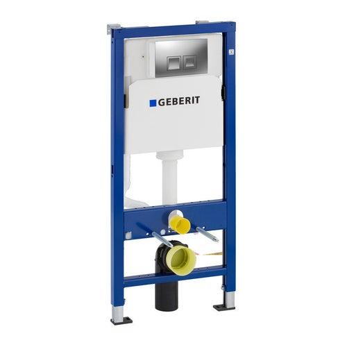 Stelaż WC podtynkowy Geberit Unifix przycisk Delta 50 458.117.21.1