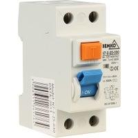 Wyłącznik różnicowoprądowy 2P 25A 30mA AC A05-N7-2-25-0 Bemko