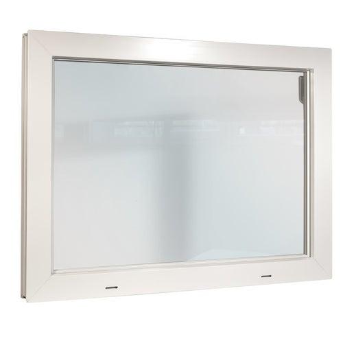 Okno gospodarcze uchylne KIPP 2000 800x600 mm białe