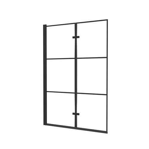 Parawan nawannowy Kabri Ineo Black 100x150 cm BR-0264