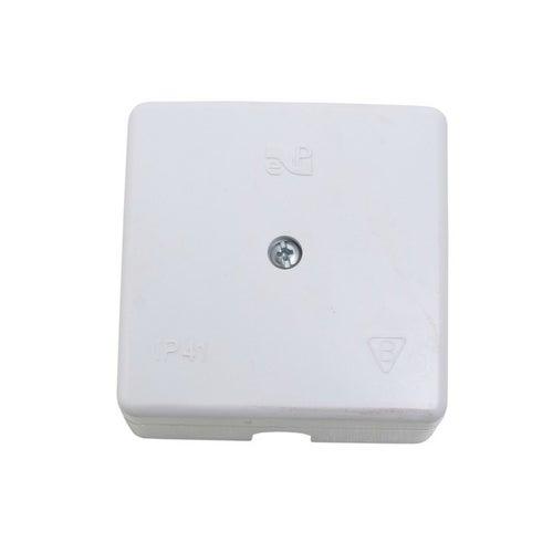 Puszka natynkowa telefoniczna IP41 60x60x30mm