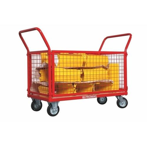 Wózek platformowy osiatkowany 500 kg