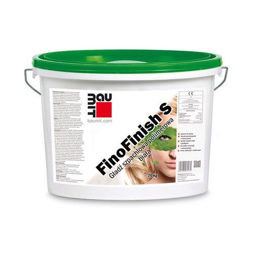 Gładź szpachlowa polimerowa Baumit 20 kg, biała