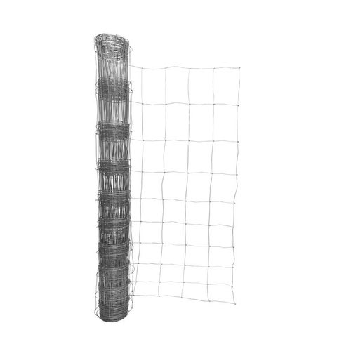Siatka leśna 150 cm/25 mb, drut fi 1.9, oczko 150 mm